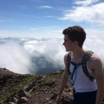 In July, 2014, Senior Ethan Jensen climbed a mountain peak despite his pain and disability, and best of all, saw God's great hand in his life.