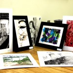 Many students were awarded for outstanding artwork in various mediums at the TAPPS 4A State meet last month.